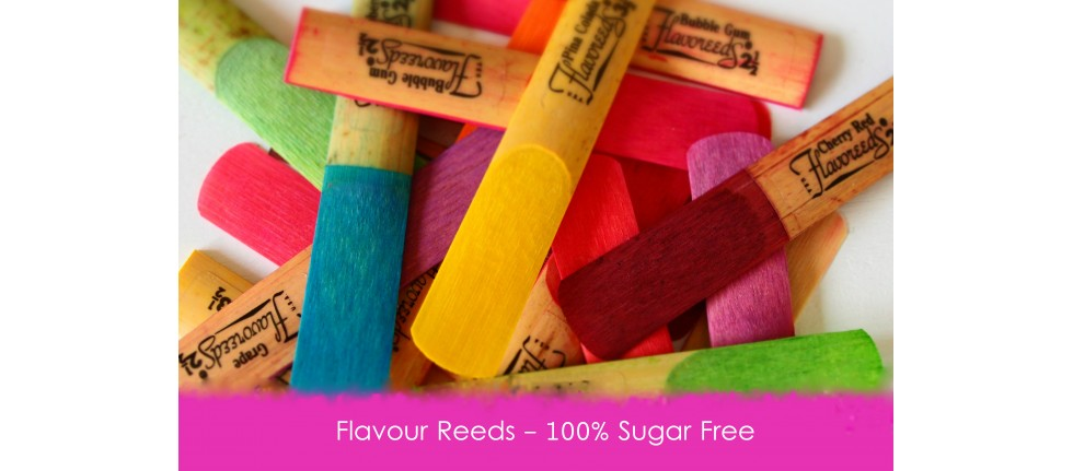 flavoured reeds