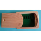 Chiarugi Wooden Bassoon Reed Case