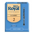 Rico Royal Bb Clarinet Reeds  - 10 pack