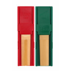 Clarinet & Alto Saxophone Reed Guards - Multi Colour - Twin Pack